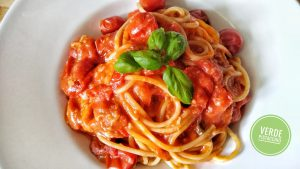 Spaghetti allo Scarpariello